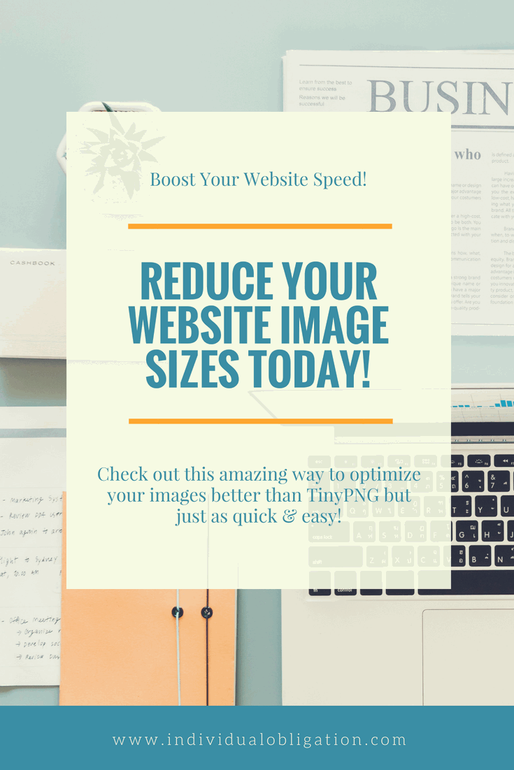 Reduce your website image size today & boost your website speed!