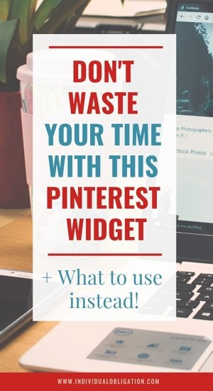 Don't waste your time with this Pinterest widget