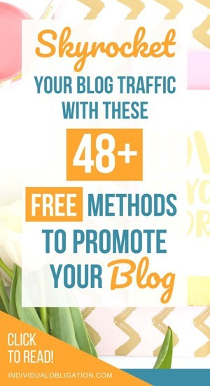 Skyrocket your blog traffic with these 48+ free methods to promote your blog