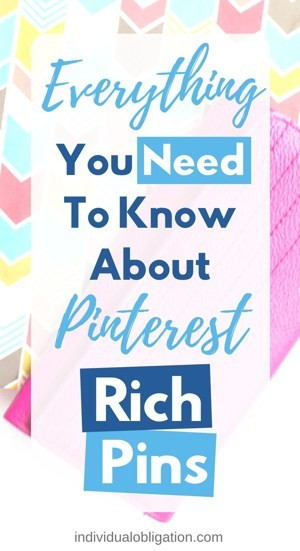 Everything you need to know about Pinterest rich pins