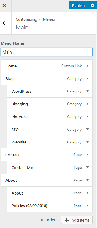 How To Use WordPress Categories And Tags To Add Menu Navigation