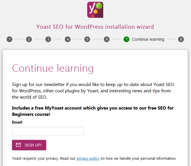 Final Steps Of How To Use Yoast Seo Through Their Wizard