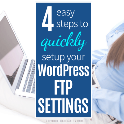 Wordpress Ftp Settings And Credentials For Your Blog Tutorials Beginners Blogging 101 Featured B Ag