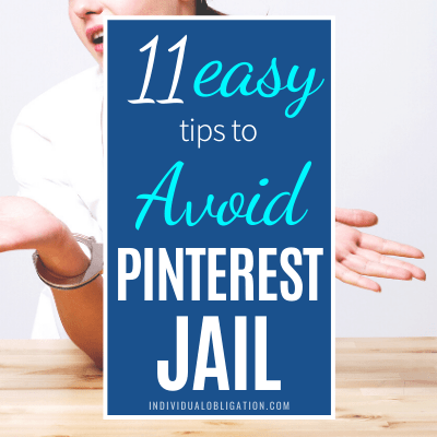 Easy Pinterest Tips To Avoid Getting Your Pinterest Account Suspended Blocked Or In Pinterest Jail Featured B 1