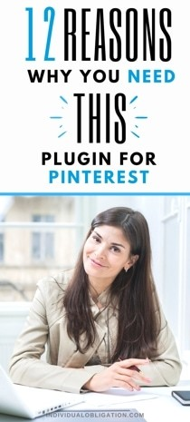 The Best Pinterest Plugin For WordPress Blogging That Every Blogger Needs For Pinterest Marketing