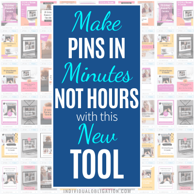 How To Use Tailwind Create To Create Fresh Pin Images For Pinterest In Minutes Marketing Blogging Traffic Social Media B Featured