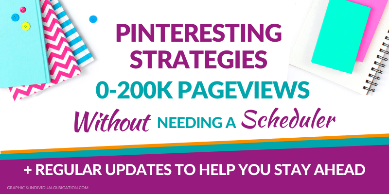 Want to get more traffic from Pinterest? Get this course Pinteresting Strategies By Carly Campbell Pinterest Marketing Course For Beginner Bloggers Looking To Grow Their Blog Traffic