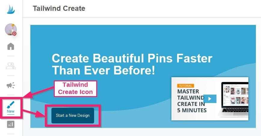 Tailwind Create Intro Screen How To Start Get Access New Design